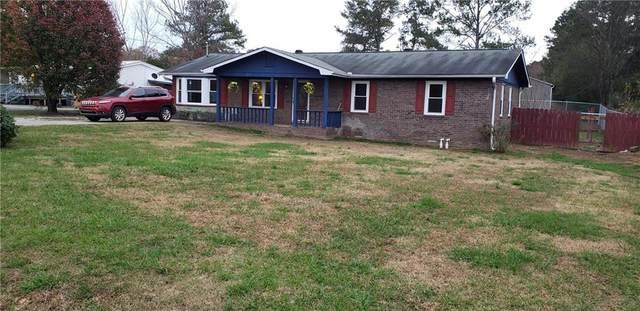 742 Brock Rd., Rockmart, GA 30153 (MLS #6813449) :: North Atlanta Home Team