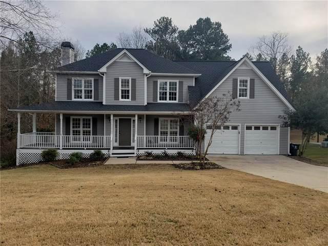 800 Saddle Brooke Drive, Dallas, GA 30132 (MLS #6813455) :: North Atlanta Home Team
