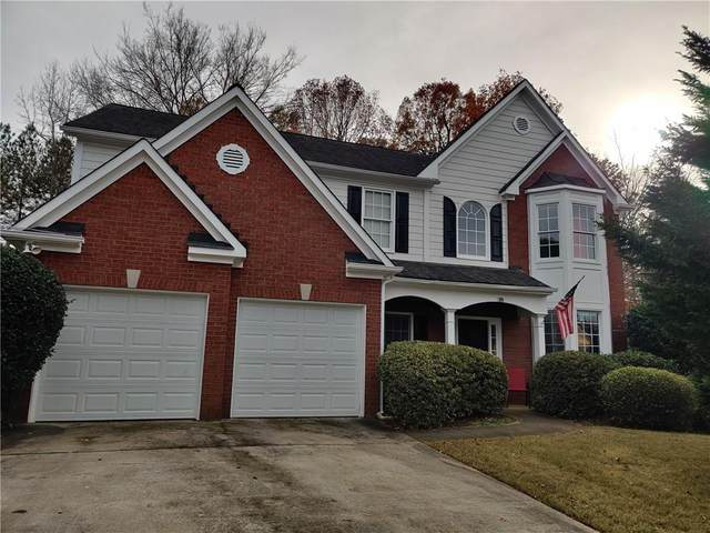 1013 Tanners Point Drive, Lawrenceville, GA 30044 (MLS #6813458) :: North Atlanta Home Team