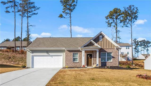 7254 Lacey Drive, Douglasville, GA 30134 (MLS #6813469) :: The Cowan Connection Team