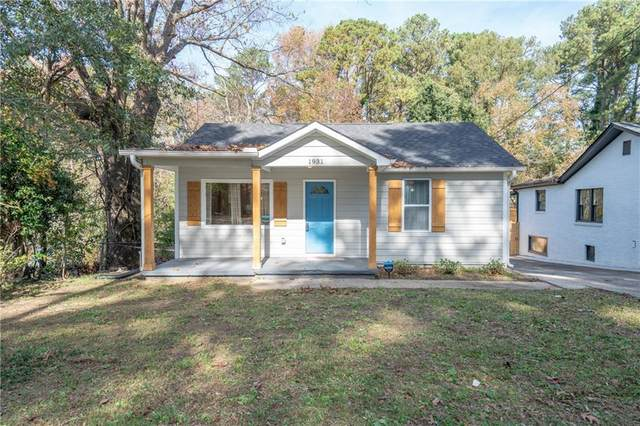 1931 Detroit Avenue NW, Atlanta, GA 30314 (MLS #6813471) :: North Atlanta Home Team