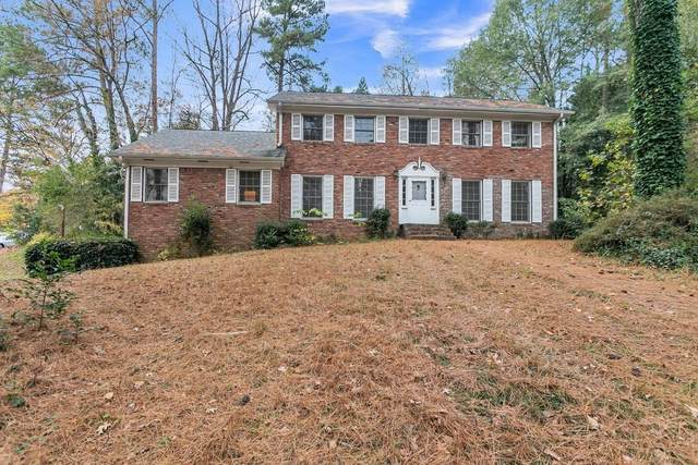 4570 Chadwell Lane, Dunwoody, GA 30030 (MLS #6813483) :: The Zac Team @ RE/MAX Metro Atlanta
