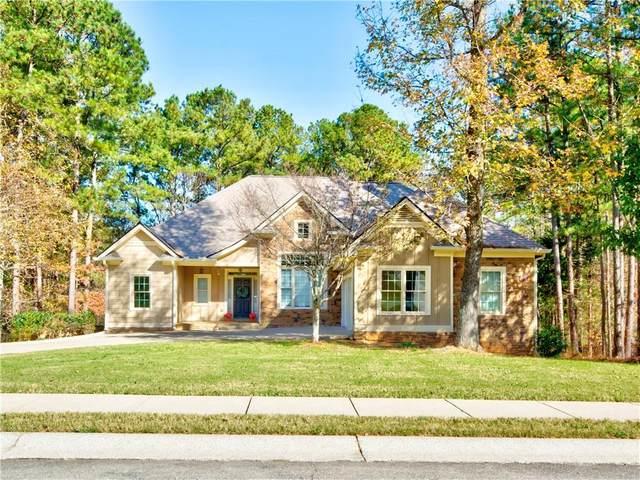 34 Stone Gate Drive NW, Cartersville, GA 30120 (MLS #6813490) :: Dillard and Company Realty Group