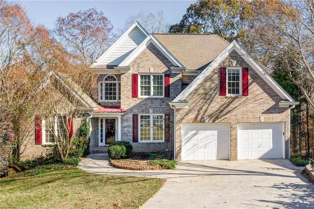 905 Hidden Falls, Woodstock, GA 30189 (MLS #6813505) :: Kennesaw Life Real Estate