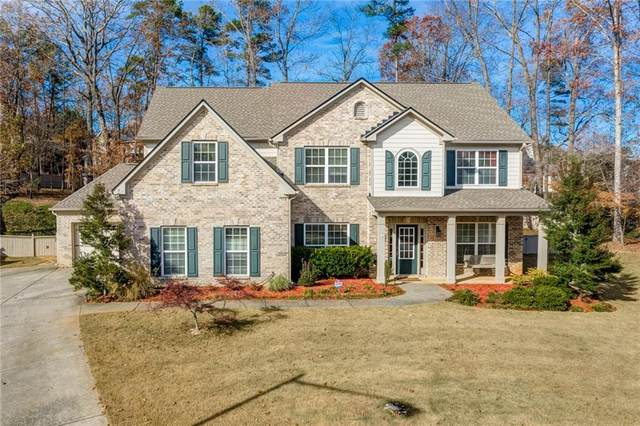 1155 Bagwell Drive NW, Kennesaw, GA 30152 (MLS #6813514) :: Path & Post Real Estate