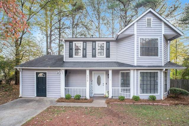 5470 Forest Path Court, Stone Mountain, GA 30088 (MLS #6813515) :: North Atlanta Home Team