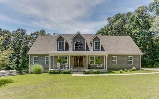 1691 Johnson Mill Road, Ellijay, GA 30536 (MLS #6813567) :: Dillard and Company Realty Group