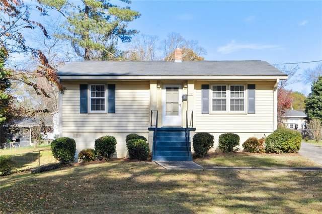 1035 Pinehurst Drive SE, Smyrna, GA 30080 (MLS #6813570) :: North Atlanta Home Team