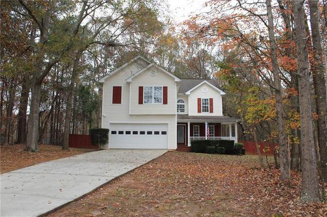 1110 Chestnut Oak Court, Winder, GA 30680 (MLS #6813575) :: The Zac Team @ RE/MAX Metro Atlanta