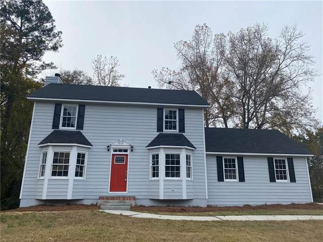 9239 Melody Circle SW, Covington, GA 30014 (MLS #6813577) :: The Zac Team @ RE/MAX Metro Atlanta
