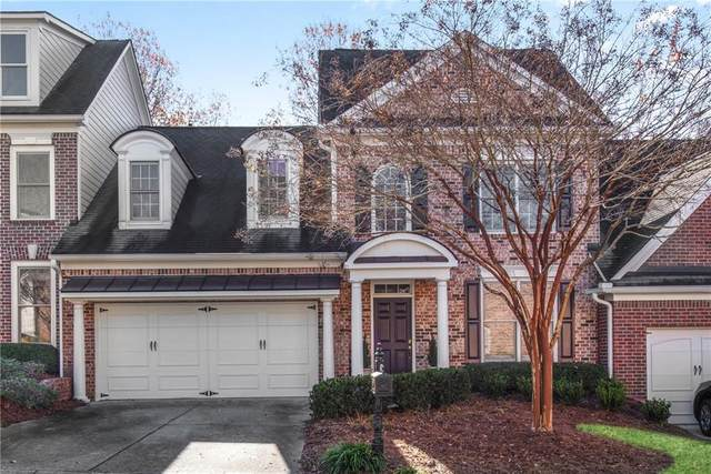 5104 Parkside Drive, Roswell, GA 30075 (MLS #6813607) :: Dillard and Company Realty Group