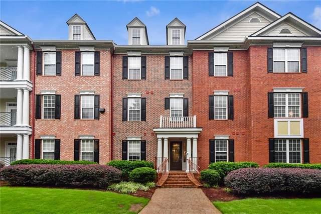 4850 Ivy Ridge Drive #303, Atlanta, GA 30339 (MLS #6813655) :: Rock River Realty
