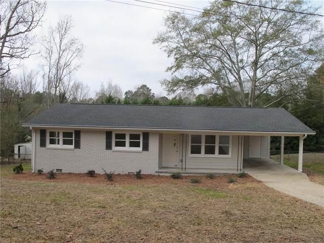 181 Old Airport Road, Commerce, GA 30530 (MLS #6813659) :: North Atlanta Home Team