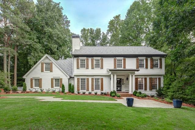 170 Burdette Road, Atlanta, GA 30327 (MLS #6813674) :: The Heyl Group at Keller Williams