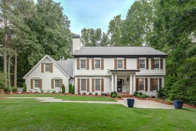 170 Burdette Road, Atlanta, GA 30327 (MLS #6813674) :: Keller Williams Realty Atlanta Classic