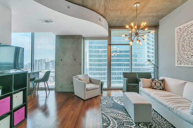 855 Peachtree Street NE #1812, Atlanta, GA 30308 (MLS #6813688) :: The Heyl Group at Keller Williams