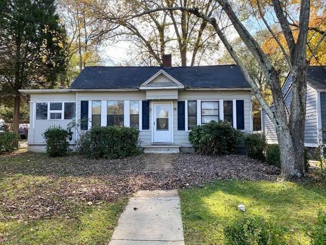 1321 Memorial Drive SE, Atlanta, GA 30317 (MLS #6813697) :: Charlie Ballard Real Estate