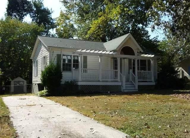 1180 Barnes Mill Road, Marietta, GA 30062 (MLS #6813716) :: 515 Life Real Estate Company