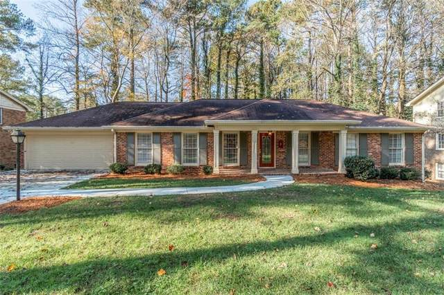 4886 Leeds Court, Dunwoody, GA 30338 (MLS #6813731) :: North Atlanta Home Team