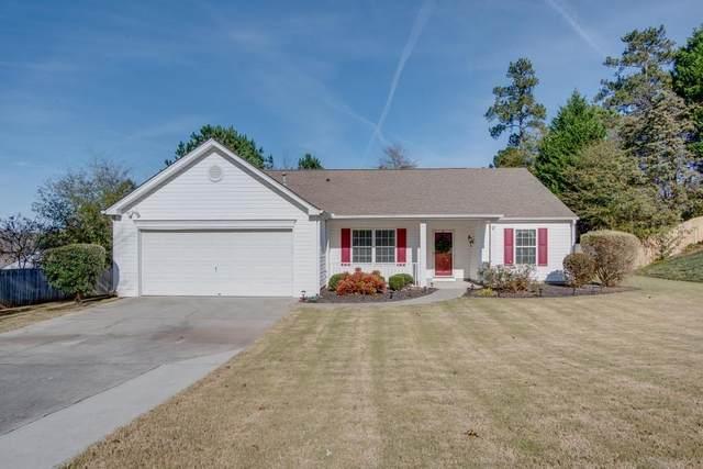 721 Hillmont Drive, Loganville, GA 30052 (MLS #6813754) :: AlpharettaZen Expert Home Advisors