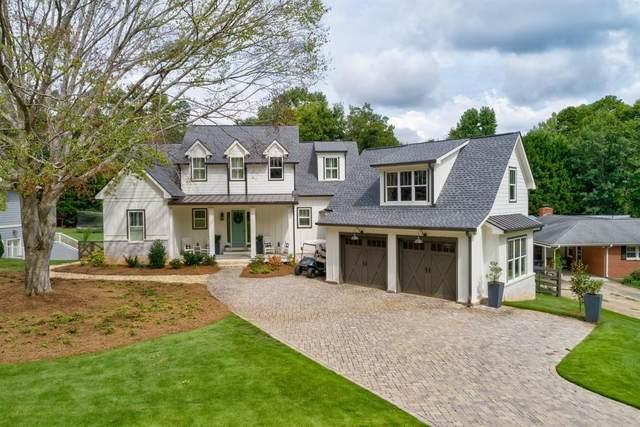 1285 Thomas Circle, Roswell, GA 30075 (MLS #6813784) :: North Atlanta Home Team