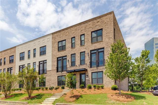 1569 Aldworth Place SE #60, Atlanta, GA 30339 (MLS #6813847) :: The Cowan Connection Team