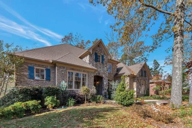 4110 Oak Forest Drive NE, Brookhaven, GA 30319 (MLS #6813905) :: Charlie Ballard Real Estate