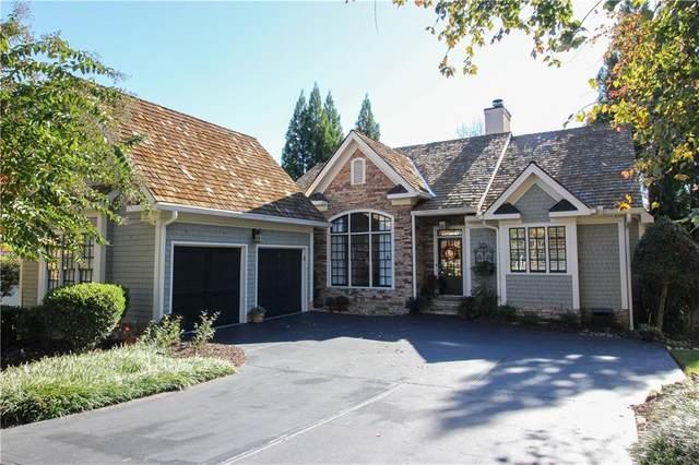 162 River Sound Lane, Dawsonville, GA 30534 (MLS #6813916) :: Kennesaw Life Real Estate