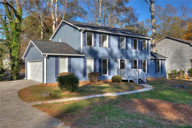 2412 Horseshoe Bend Road SW, Marietta, GA 30064 (MLS #6813921) :: Path & Post Real Estate