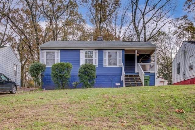 1894 Francis Avenue NW, Atlanta, GA 30318 (MLS #6813924) :: Charlie Ballard Real Estate