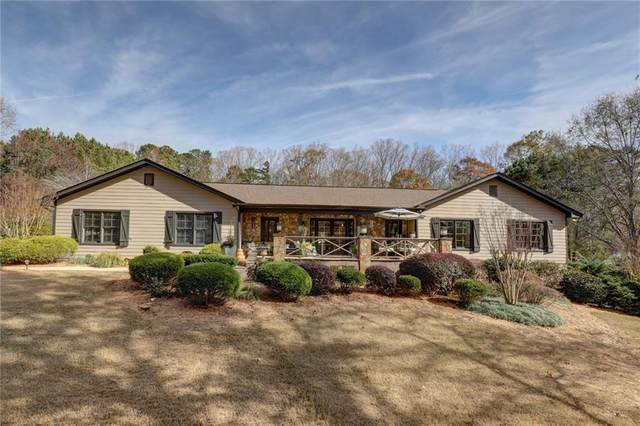 14760 Glencreek Way, Milton, GA 30004 (MLS #6813928) :: North Atlanta Home Team