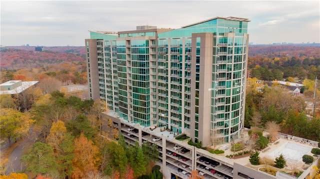 3300 Windy Ridge Parkway SE #511, Atlanta, GA 30339 (MLS #6813933) :: KELLY+CO