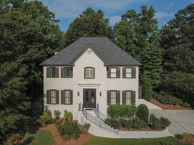 839 Byrnwyck Road NE, Atlanta, GA 30319 (MLS #6813951) :: KELLY+CO