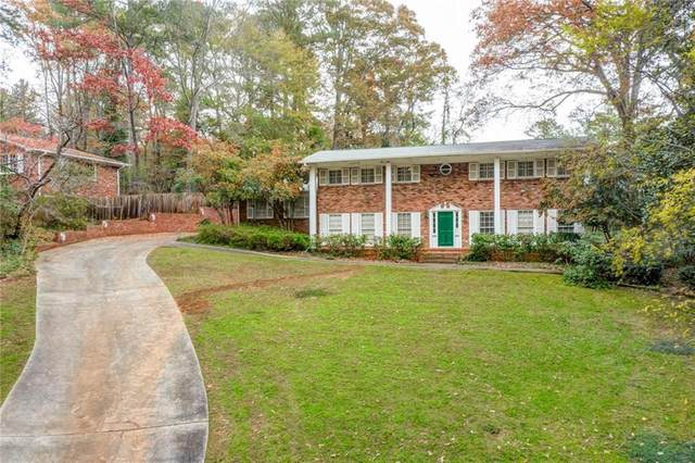 5596 Sequoia Drive, Forest Park, GA 30297 (MLS #6813977) :: Lucido Global