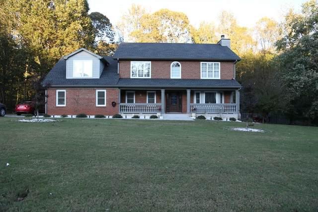 920 Springtime Drive, Lawrenceville, GA 30043 (MLS #6813992) :: North Atlanta Home Team