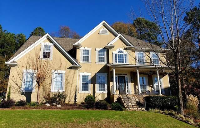 1615 Mount Mckinley Drive, Grayson, GA 30017 (MLS #6813998) :: Dillard and Company Realty Group