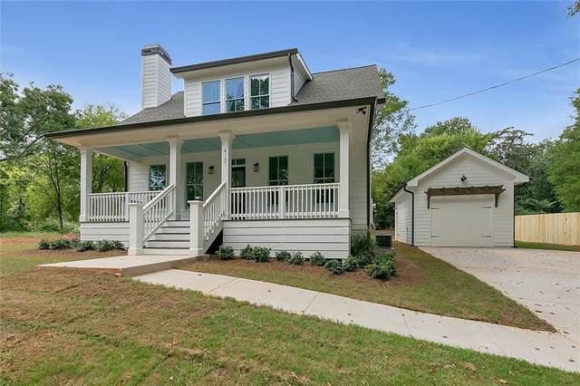 4137 Grogan Street, Acworth, GA 30101 (MLS #6814001) :: Scott Fine Homes at Keller Williams First Atlanta