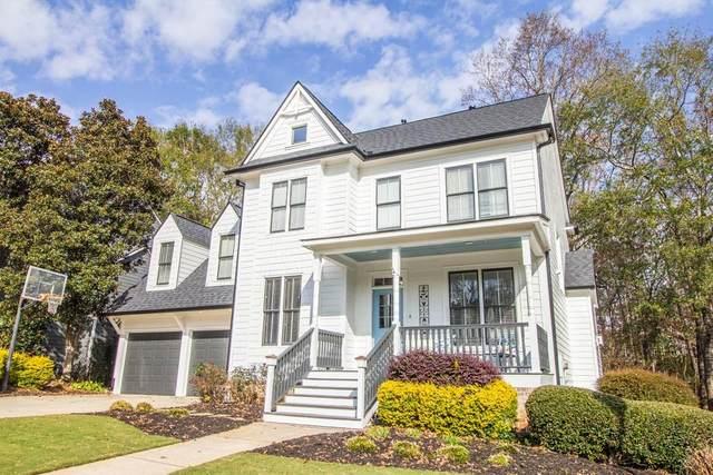 5715 Community Lane, Hoschton, GA 30548 (MLS #6814027) :: Path & Post Real Estate
