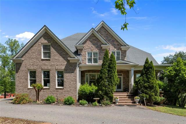 124 Model A Drive, Maysville, GA 30558 (MLS #6814064) :: North Atlanta Home Team
