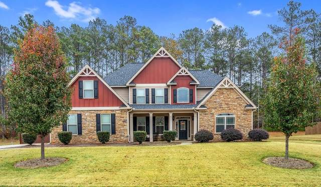 135 Seawright Drive, Fayetteville, GA 30215 (MLS #6814077) :: North Atlanta Home Team