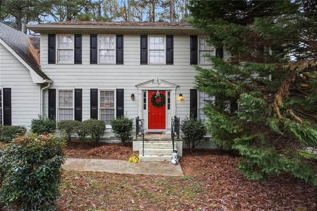 4290 Post Oak Tritt Road, Marietta, GA 30062 (MLS #6814134) :: Path & Post Real Estate