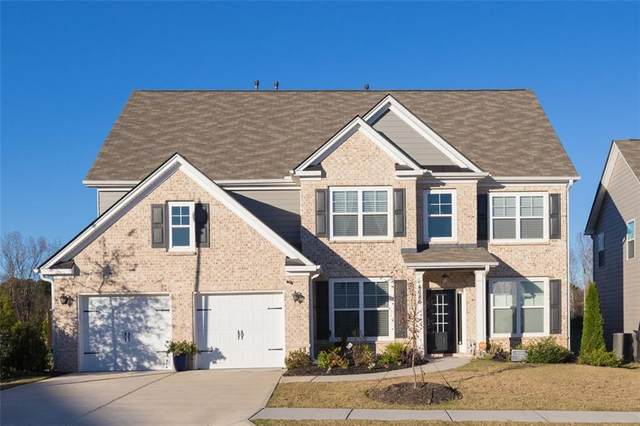 4686 Sweetwater Avenue, Powder Springs, GA 30127 (MLS #6814141) :: North Atlanta Home Team