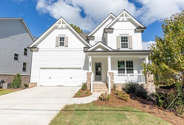 2849 Jims Road Ne, Marietta, GA 30066 (MLS #6814205) :: Path & Post Real Estate