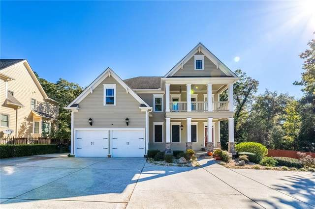 807 Grimes Bridge Road, Roswell, GA 30075 (MLS #6814207) :: Dillard and Company Realty Group