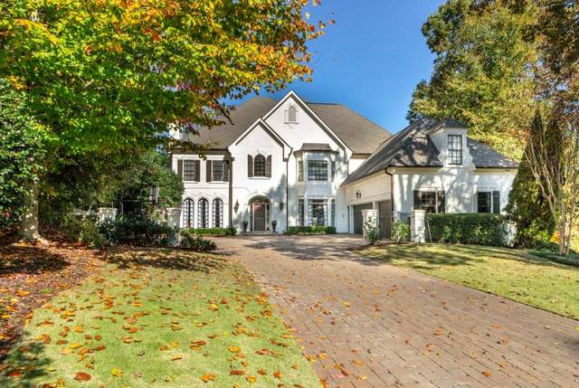 145 Vintage Club Court, Johns Creek, GA 30097 (MLS #6814215) :: Keller Williams Realty Atlanta Classic