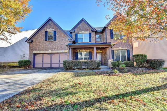 2552 Gloster Mill Drive, Lawrenceville, GA 30044 (MLS #6814216) :: The Cowan Connection Team