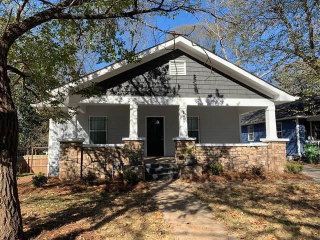 1887 SE Lakewood Terrace Se Terrace, Atlanta, GA 30315 (MLS #6814219) :: KELLY+CO