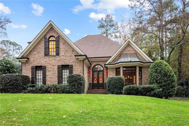 2805 Shady Valley Drive, Atlanta, GA 30324 (MLS #6814230) :: The Zac Team @ RE/MAX Metro Atlanta