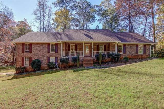 5025 East Shore Drive SW, Conyers, GA 30094 (MLS #6814239) :: Path & Post Real Estate