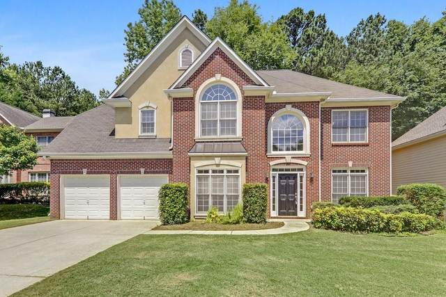 3680 Turnbury Oaks Drive, Peachtree Corners, GA 30096 (MLS #6814249) :: North Atlanta Home Team